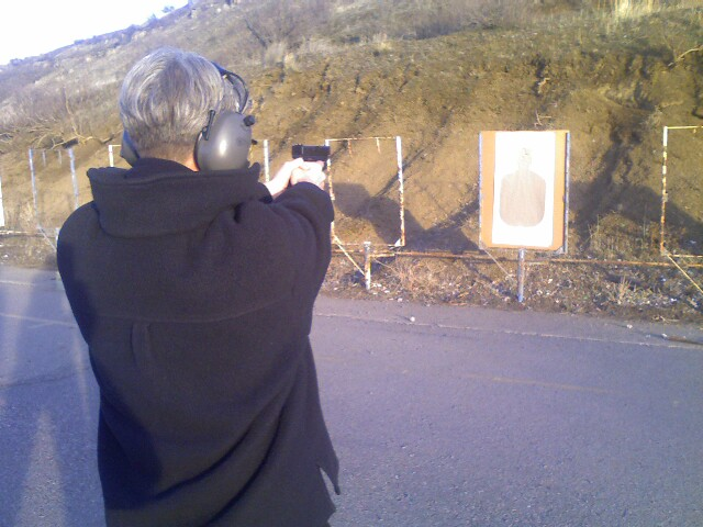 Shooting Guns